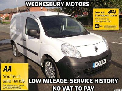 RENAULT KANGOO Panel Van 1.5 dCi ML19 85 Freeway Panel Van 4dr