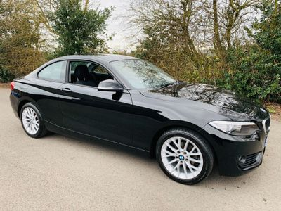 BMW 2 Series Coupe 1.5 218i SE (s/s) 2dr
