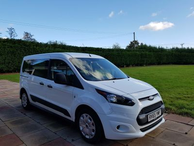 Ford Tourneo Connect MPV 1.5 TDCi Style 5dr