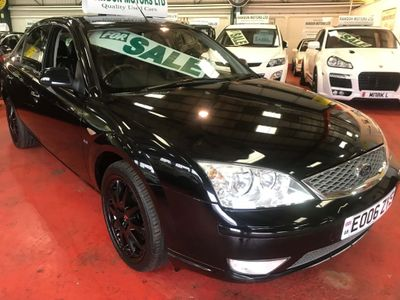 Ford Mondeo Hatchback 3.0 Ghia X 5dr