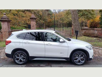 BMW X1 SUV 2.0 20i xLine Auto xDrive (s/s) 5dr