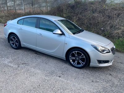 Vauxhall Insignia Hatchback 1.8 i Limited Edition 5dr