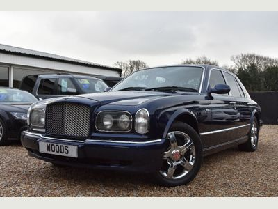 Bentley Arnage Saloon 4.4 V8 Saloon 4dr Petrol Automatic (390 g/km, 350 bhp)