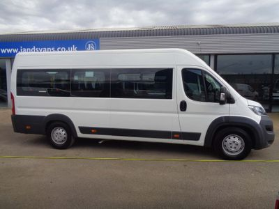 Citroen Relay Minibus 2.0 BLUEHDI 40 ENTERPRISE 17 SEATER BUS