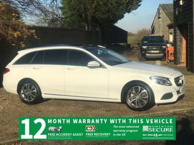 Mercedes-Benz C Class Estate 2.1 C250d Sport (Premium Plus) 7G-Tronic+ (s/s) 5dr
