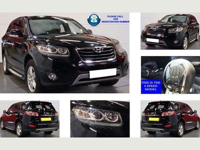 Hyundai Santa Fe SUV 2.2 CRDi Premium 5dr (7 Seats)