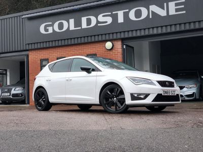 SEAT Leon Hatchback 1.4 TSI FR Black Technology (s/s) 5dr