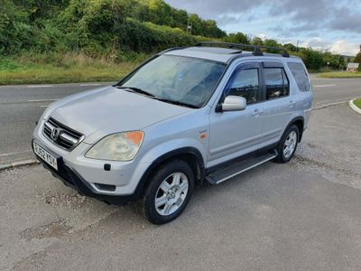 Honda CR-V SUV 2.0 i-VTEC SE Executive 5dr
