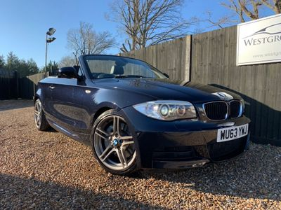 BMW 1 Series Convertible 3.0 135i Sport Plus Sport DCT 2dr