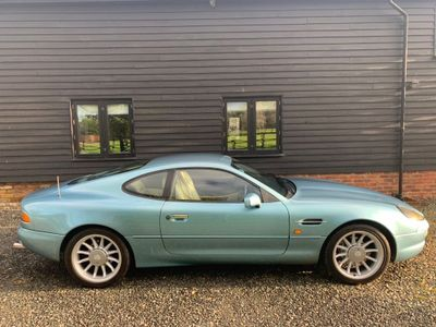 Aston Martin DB7 Coupe 3.2 2dr
