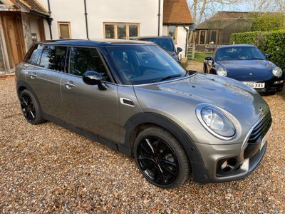 MINI Clubman Estate 1.5 Cooper Sport Steptronic (s/s) 6dr