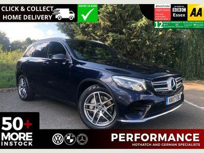 Mercedes-Benz GLC Class SUV 2.1 GLC220d AMG Line (Premium Plus) G-Tronic 4MATIC (s/s) 5dr