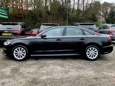 Audi A6 Saloon Saloon 2.0 TDI ultra SE Executive S Tronic (s/s) 4dr
