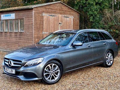 Mercedes-Benz C Class Estate 2.0 C200 Sport (s/s) 5dr