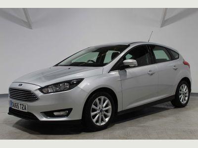 Ford Focus Hatchback 1.5T EcoBoost Titanium Auto (s/s) 5dr