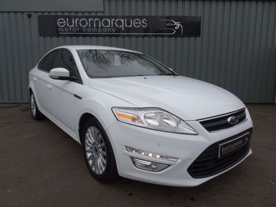 Ford Mondeo Hatchback 2.0 TDCi ECO Zetec Business Powershift 5dr