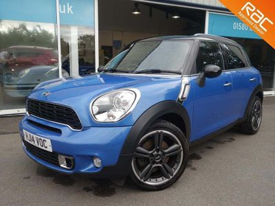 MINI Countryman Hatchback 1.6 Cooper S (Chili) 5dr
