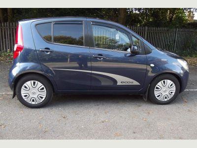 Vauxhall Agila MPV 1.0 12V Club 5dr