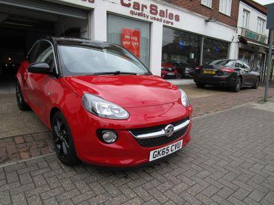 Vauxhall ADAM Hatchback 1.4i ecoFLEX SLAM Easytronic (s/s) 3dr