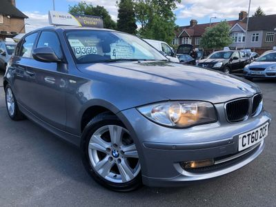 BMW 1 Series Hatchback 2.0 118i SE 5dr