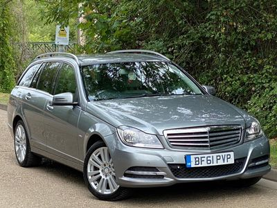 Mercedes-Benz C Class Estate 1.8 C180 BlueEFFICIENCY Edition Edition 125 G-Tronic 5dr