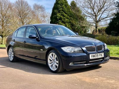 BMW 3 Series Saloon 3.0 335d SE 4dr