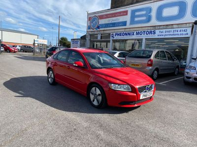 Volvo S40 Saloon 1.6 TD DRIVe ES 4dr