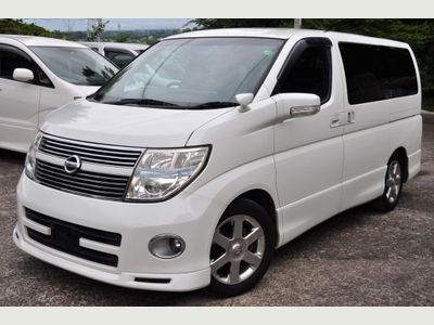 Nissan Elgrand MPV HIGHWAY STAR IMMACULATE FRESH IMPORT