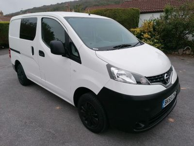 Nissan NV200 DCI ACENTA Van Conversion 1.5 dCi Acenta Camperl Van 6dr Diesel Manual SWB EU5 (90 ps)