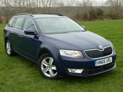 SKODA Octavia Estate 1.6 TDI SE Technology 5dr