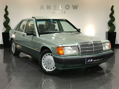 Mercedes-Benz 190 Saloon 2.0 4dr