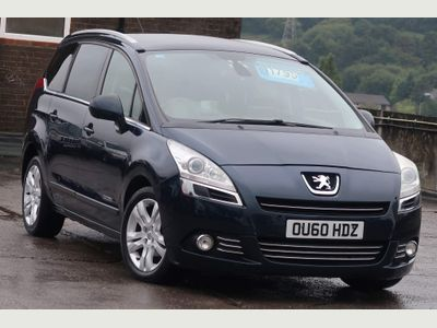 Peugeot 5008 MPV 1.6 HDi Exclusive 5dr