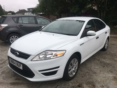 Ford Mondeo Hatchback 2.0 TDCi ECO Edge Powershift 5dr