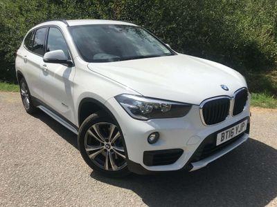 BMW X1 SUV 2.0 20i Sport Auto xDrive (s/s) 5dr