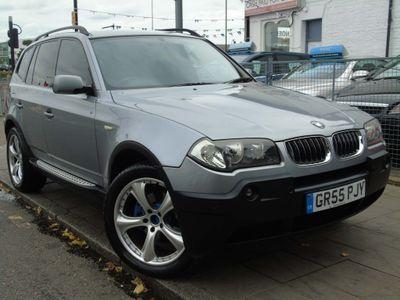 BMW X3 SUV 2.5 i Sport 5dr