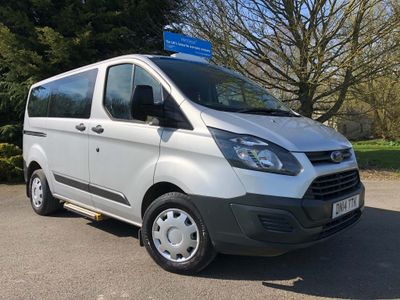 Ford Transit Custom Other 2.2 TDCi 310 Kombi L1 H1 5dr (9 Seats)