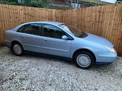 Citroen C5 Hatchback 2.2 HDi Exclusive 5dr