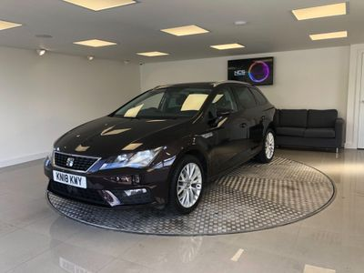 SEAT Leon Estate 1.2 TSI SE Dynamic Technology ST (s/s) 5dr