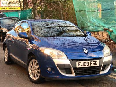 Renault Megane Coupe 1.6 Expression 3dr