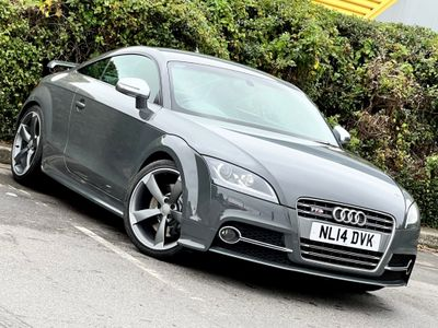 Audi TTS Coupe 2.0 TFSI Limited Edition S Tronic quattro 3dr