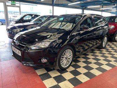 Ford Focus Estate 1.6 TDCi Zetec 5dr