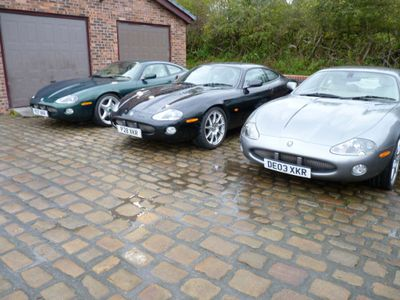 Jaguar XKR Coupe 4.2 Supercharged 2dr