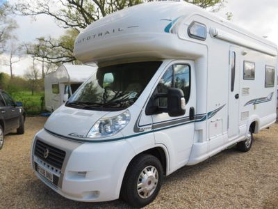 Auto-Trail Apache 634 Coach Built