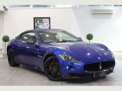 Maserati GranCabrio Convertible 4.7 V8 Sport Auto 2dr
