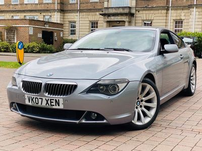 BMW 6 Series Coupe 4.8 650i Sport 2dr