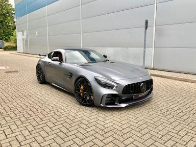 Mercedes-Benz AMG GT Coupe 4.0 V8 BiTurbo C SpdS DCT (s/s) 2dr