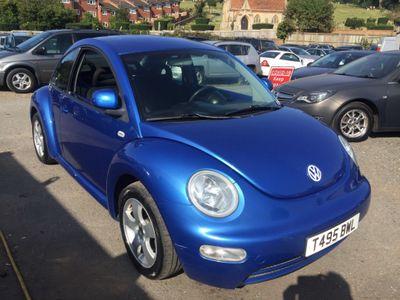 Volkswagen Beetle Hatchback 2.0 LHD 3dr