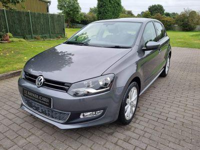 Volkswagen Polo Hatchback 1.4 SEL DSG 5dr