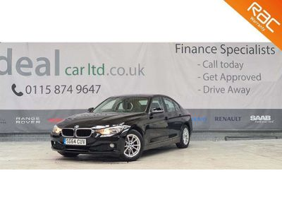 BMW 3 Series Saloon 2.0 320d EfficientDynamics RWD (s/s) 4dr