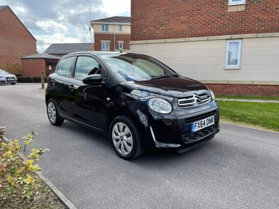 Citroen C1 Hatchback 1.0 VTi Feel 5dr (EU5)